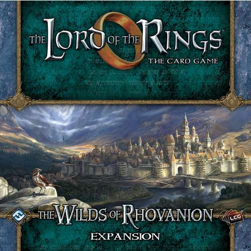 The Lord of the Rings: The Card Game – The Wilds of Rhovanion - разширение за настолна игра