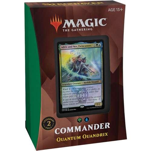 Magic: The Gathering - Strixhaven Commander Deck - Quantum Quandrix