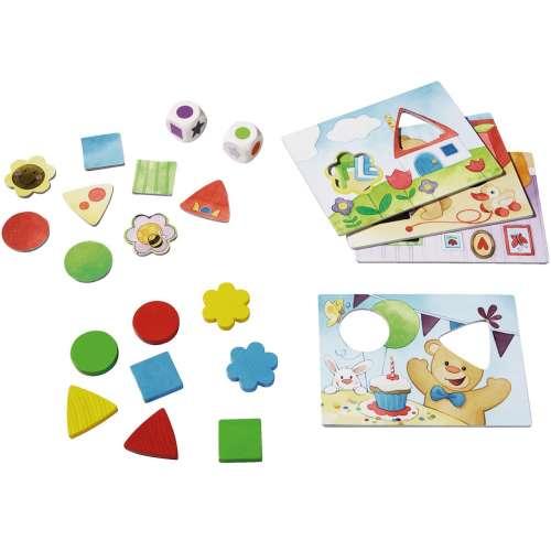 Формите и цветовете на Теди (Teddy's Colors & Shapes) - настолна игра