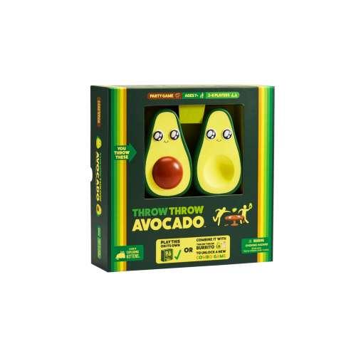 Throw Throw Avocado - настолна игра