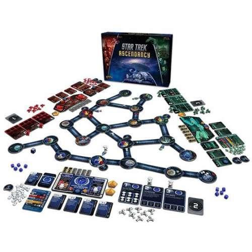 Star Trek: Ascendancy - настолна игра