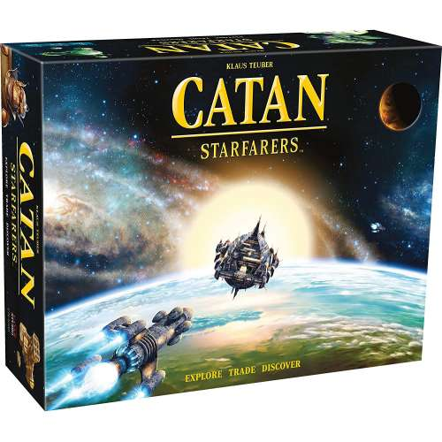 Catan: Starfarers - настолна игра