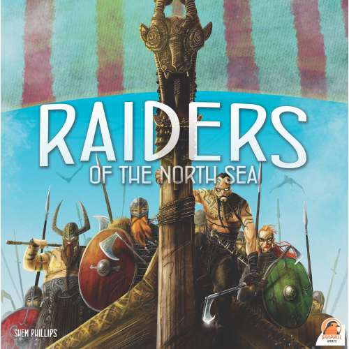 Raiders of the North Sea - настолна игра