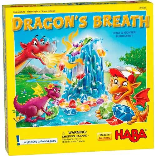 Дъхът на Дракона (Dragon's Breath) - настолна игра
