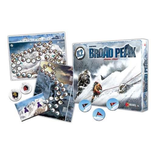 K2: Broad Peak - разширение за настолна игра