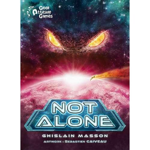 Not Alone - настолна игра