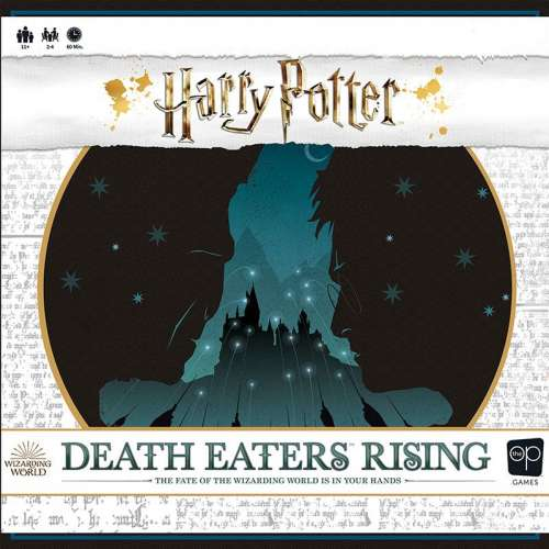 Harry Potter: Death Eaters Rising (+ Promo Pack) - настолна игра