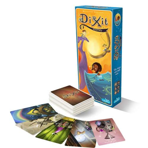 Dixit 3: Journey - разширение за настолна игра