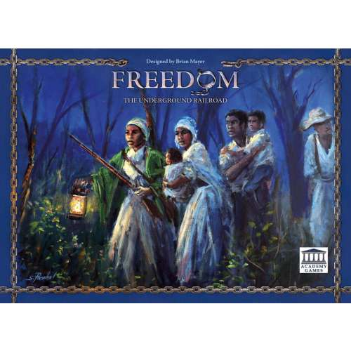 Freedom: The Underground Railroad - настолна игра