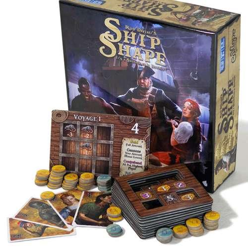 ShipShape - настолна игра