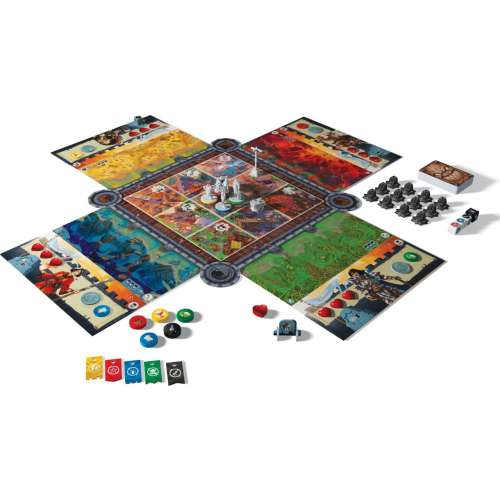 Last Bastion - настолна игра