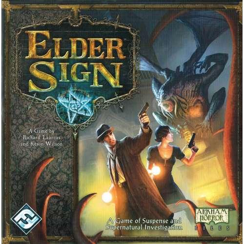 Elder Sign - настолна игра