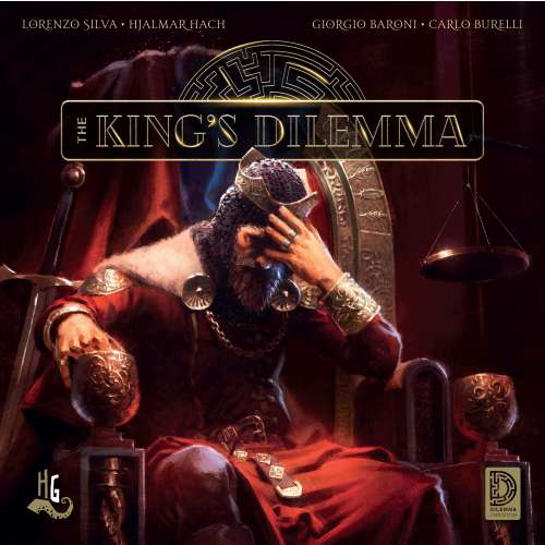 The King's Dilemma - настолна игра