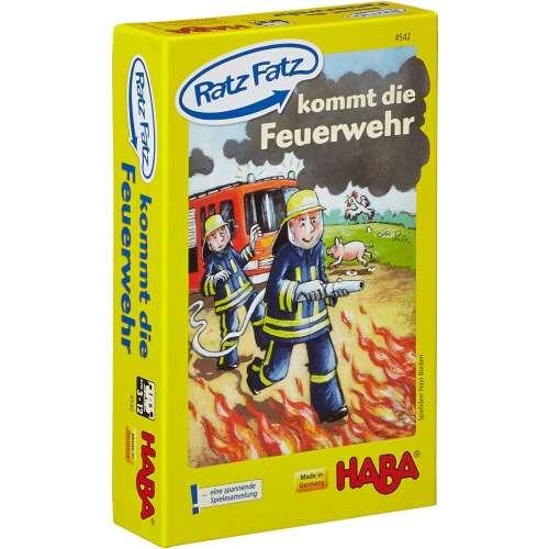 Пожарна - настолна игра