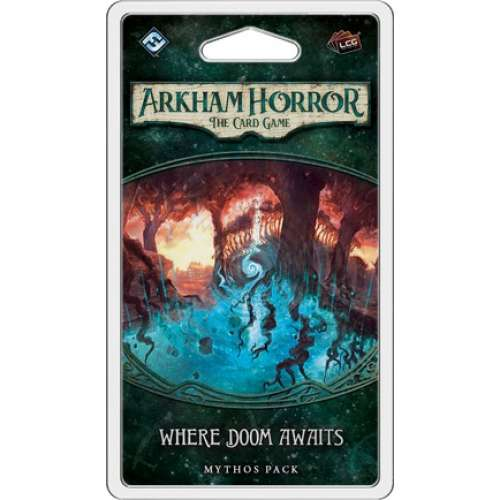 Arkham Horror: The Card Game – Where Doom Awaits: Mythos Pack - разширение за настолна игра