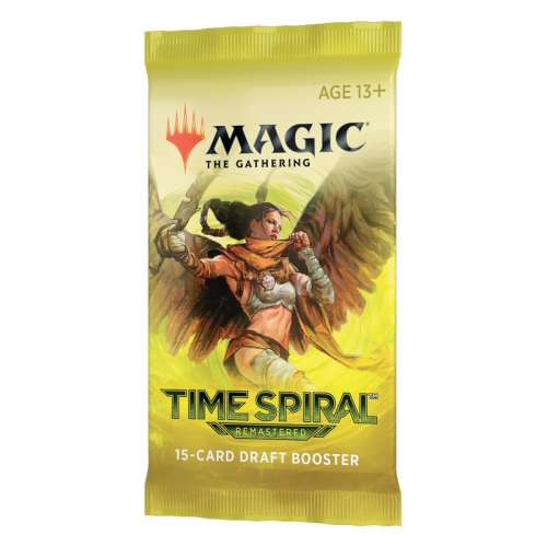 Magic: The Gathering - Time Spiral Remastered Booster