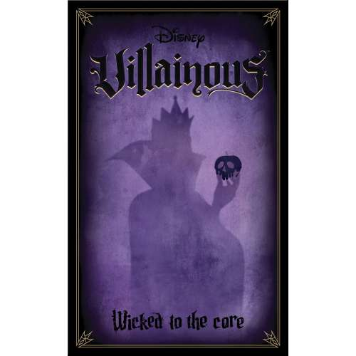 Disney Villainous: Wicked to the Core - настолна игра