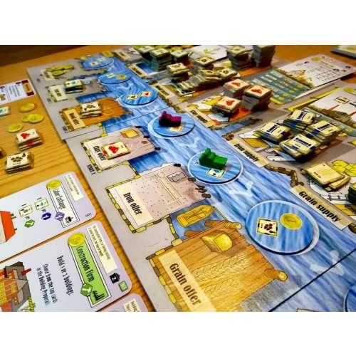 Le Havre - настолна игра