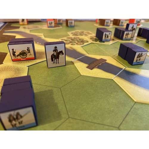 Commands & Colors: Napoleonics - настолна игра