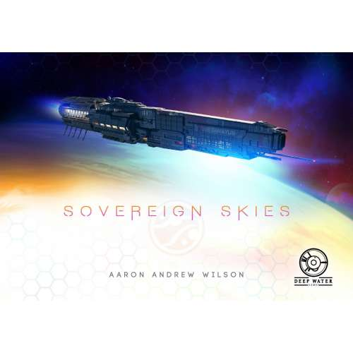 Sovereign Skies - настолна игра
