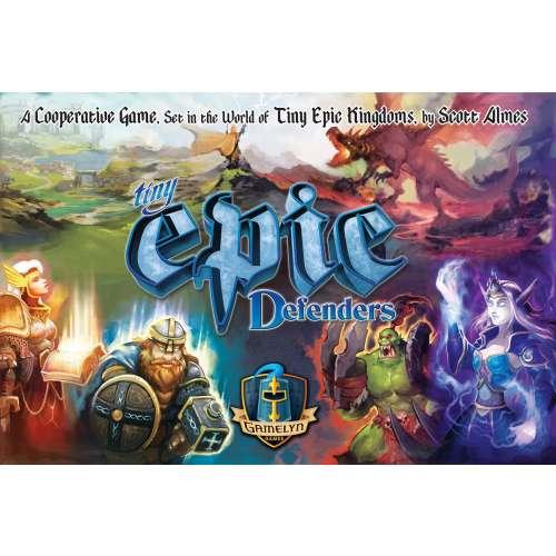 Tiny Epic Defenders (Second Edition) - настолна игра