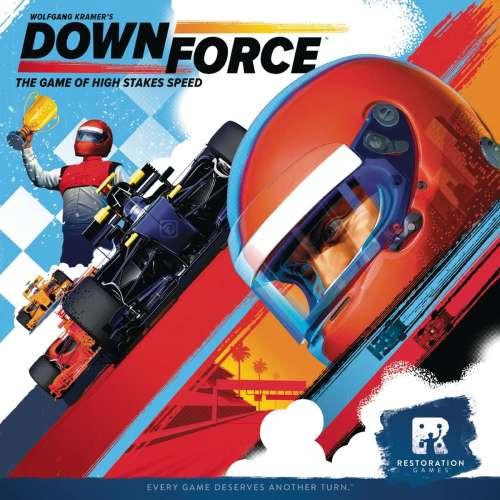 Downforce - настолна игра