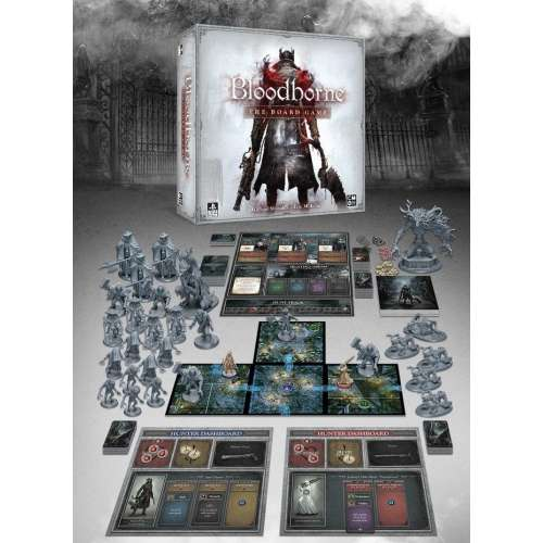 Bloodborne: The Board Game - настолна игра