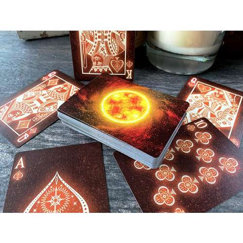 Bicycle Stargazer Sunspot Playing Cards - карти за игра