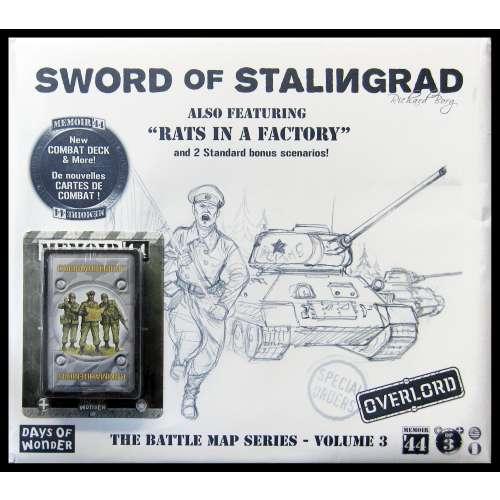 Memoir '44: Sword of Stalingrad - разширение за настолна игра