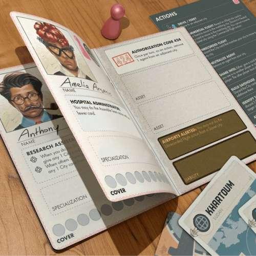Pandemic Legacy: Season 0 - настолна игра