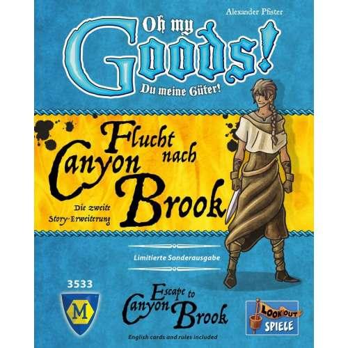 Oh My Goods!: Escape to Canyon Brook - разширение за настолна игра
