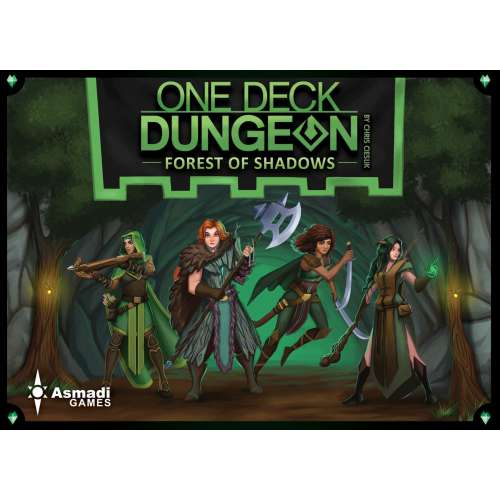 One Deck Dungeon: Forest of Shadows - настолна игра