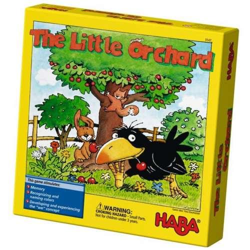 Овощна градина (The Little Orchard) - настолна игра