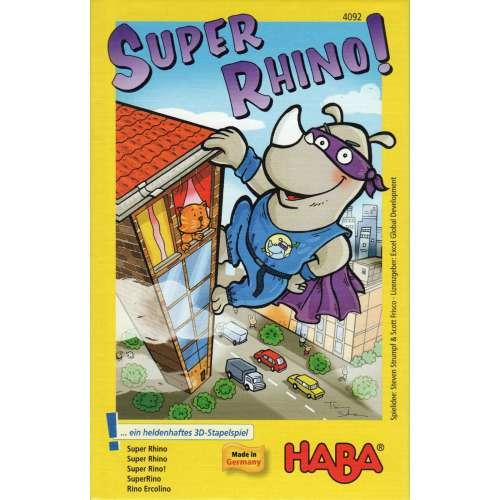 Супер Рино (Rhino Hero) - настолна игра