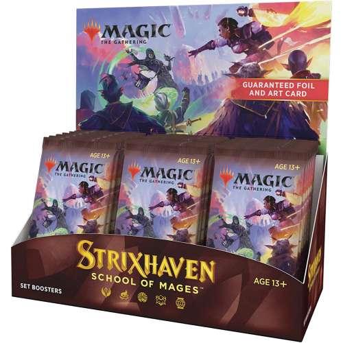 Magic: The Gathering - Strixhaven Set Booster Box