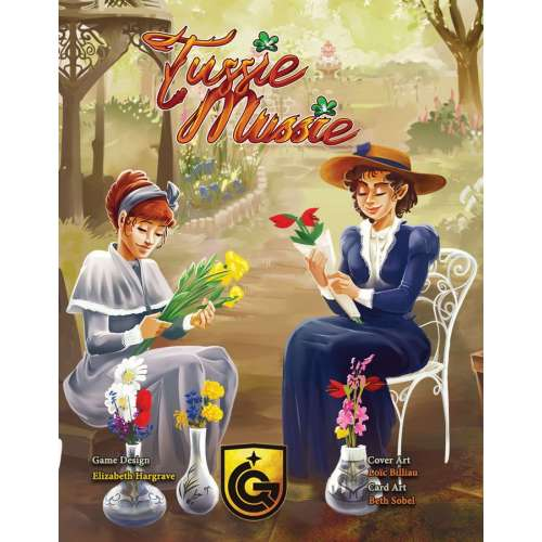 Tussie Mussie - настолна игра