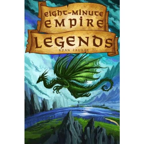 Eight-Minute Empire: Legends - настолна игра
