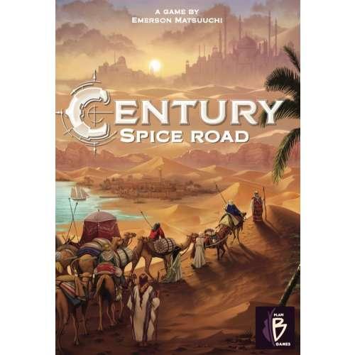Century: Spice Road - настолна игра