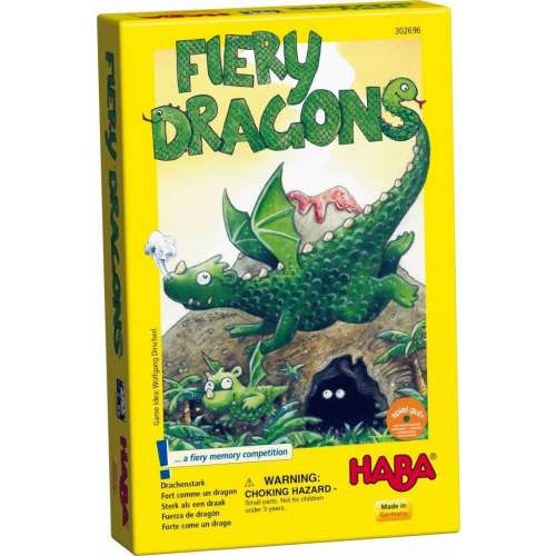 Огнени дракони (Fiery Dragons) - настолна игра