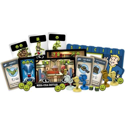 Fallout Shelter: The Board Game - настолна игра