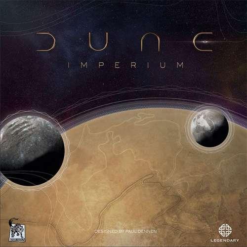 Dune: Imperium - настолна игра