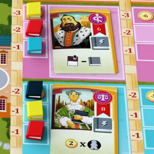 Alma Mater - настолна игра