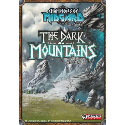 Champions of Midgard: The Dark Mountains - разширение за настолна игра