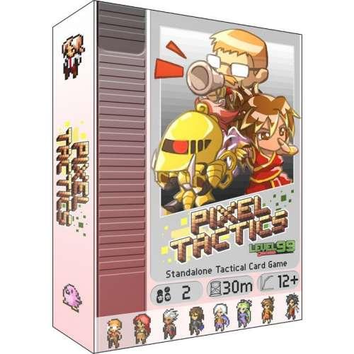 Pixel Tactics 1 - настолна игра