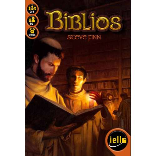 Biblios - настолна игра