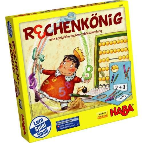 Кралят на математиката - настолна игра