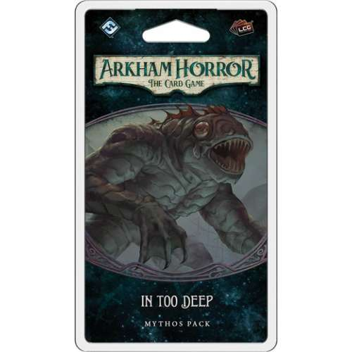Arkham Horror: The Card Game – In Too Deep: Mythos Pack - разширение за настолна игра