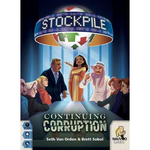 Stockpile: Continuing Corruption - разширение за настолна игра