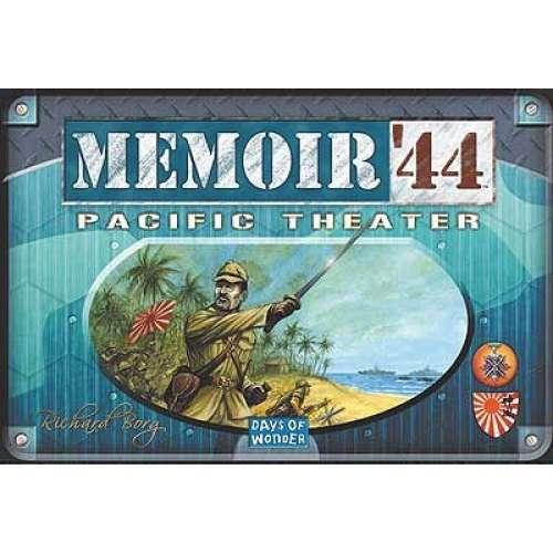 Memoir '44: Pacific Theater - разширение за настолна игра
