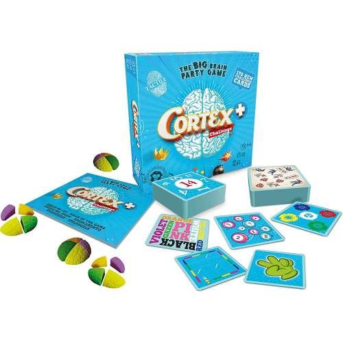 Cortex Challenge Plus - настолна игра